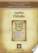 libro Apellido Ortuño