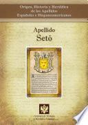 libro Apellido Setó