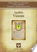 libro Apellido Vicente