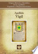 libro Apellido Vigil