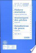 libro Estadísticas De Pesca