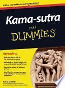 Kama Sutra Para Dummies