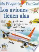 libro Los Aviones Tienen Alas