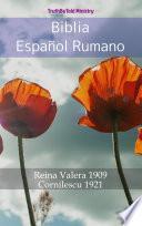 libro Biblia Español Rumano