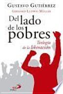 libro Del Lado De Los Pobres : Teología De La Liberación