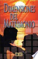 libro Dimensiones Del Matrimonio