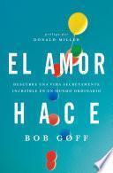 libro El Amor Hace