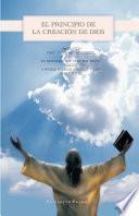 libro El Principio De La CreaciÓn De Dios