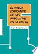 libro El Valor Educativo De Las Preguntas En La Biblia