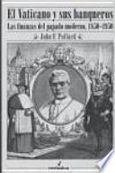 libro El Vaticano Y Sus Banqueros