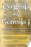 libro Exégesis Del Génesis I