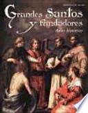 libro Grandes Santos Y Fundadores