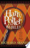 libro Harry Potter Y La Biblia