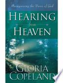 libro Hearing From Heaven