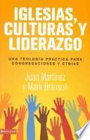 libro Iglesias, Culturas Y Liderazgo