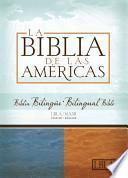 libro La Biblia De Las Americas/ Lbla/nasb Bilingual Bible