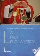 libro La Prex Eucharistica