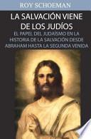 libro La Salvacion Viene De Los Judios