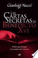 libro Las Cartas Secretas De Benedicto Xvi