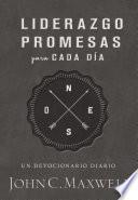 libro Liderazgo Promesas Para Cada Día