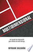 libro Multidimensional