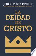 libro La Deidad De Cristo