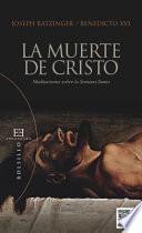 libro La Muerte De Cristo