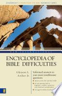 libro New International Encyclopedia Of Bible Difficulties