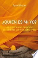 libro Quién Es Mi Yo