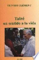 libro Taizé