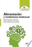 libro Alimentacion Y Rendimiento Intelectual