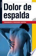 libro Dolor De Espalda / Back Pain