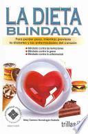 libro La Dieta Blindada / Armoured Diet