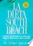 libro La Dieta South Beach