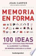 libro Memoria En Forma