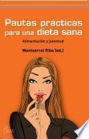 libro Pautas Prácticas Para Una Dieta Sana