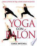 libro Yoga Con Balón
