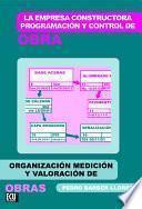 libro La Empresa Constructora, Programación Y Control De Obra