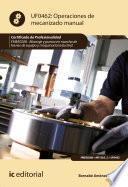 libro Operaciones De Mecanizado Manual. Fmee0208