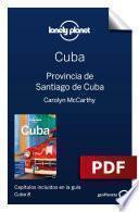 libro Cuba 8_15. Provincia De Santiago De Cuba