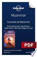 libro Myanmar 4. Suroeste De Myanmar